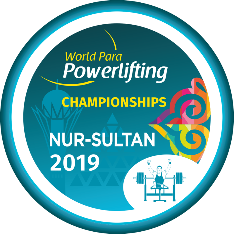 2019 World Para Powerlifting Championships Squad Announcement