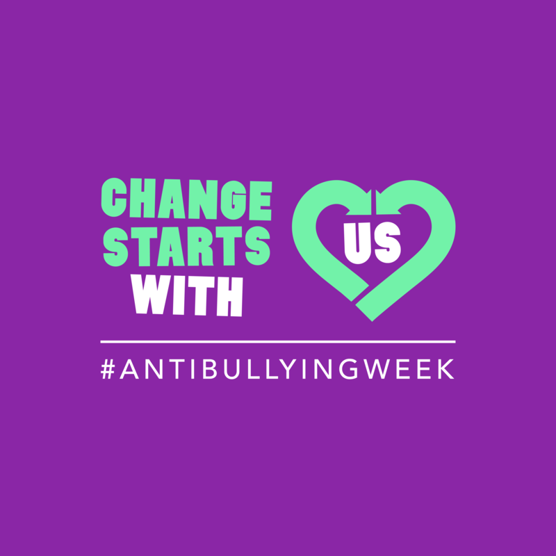 Anti-Bullying - Change Starts With Us