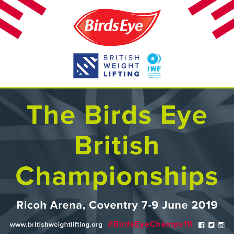 Birds Eye British Championships Event Guide