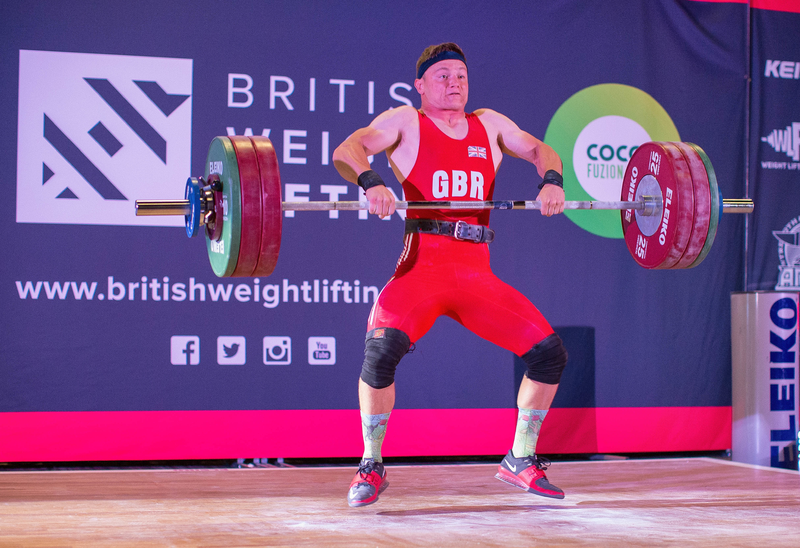 British International Open 2019