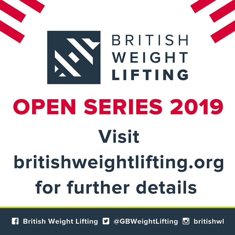 British Weight Lifting announces new series of competitions