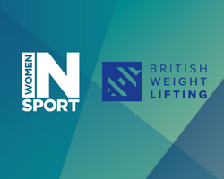 British Weight Lifting Team Up with Women In Sport