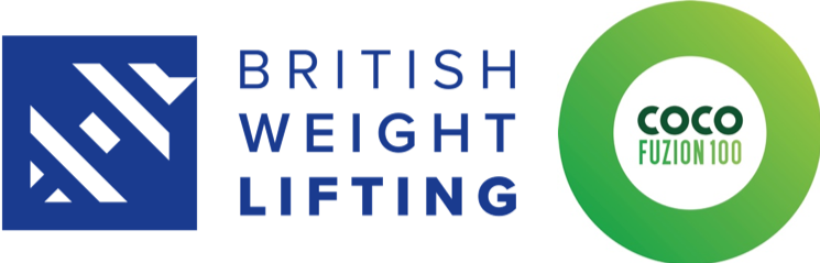 British Weight Lifting Welcome Coco Fuzion 100