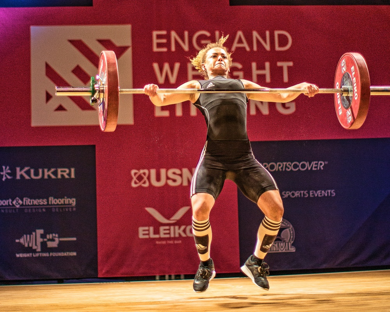 England Weight Lifting Grand Prix 2019