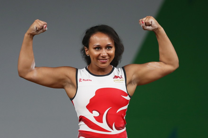 European Weightlifting Championships: Zoe Smith claims overall bronze