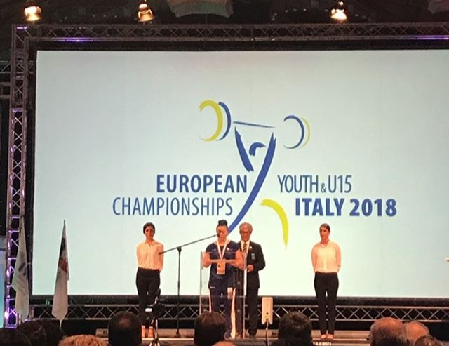 European Youth Weightlifting Championships Update