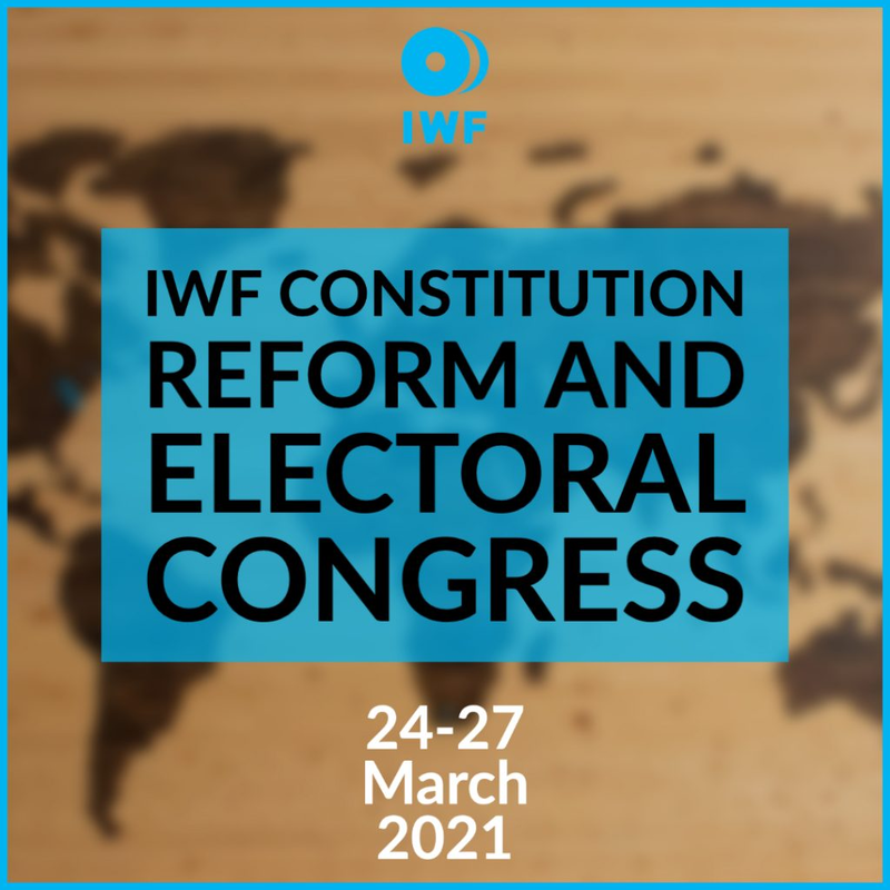 Expression of Interest – IWF Elections March 2021