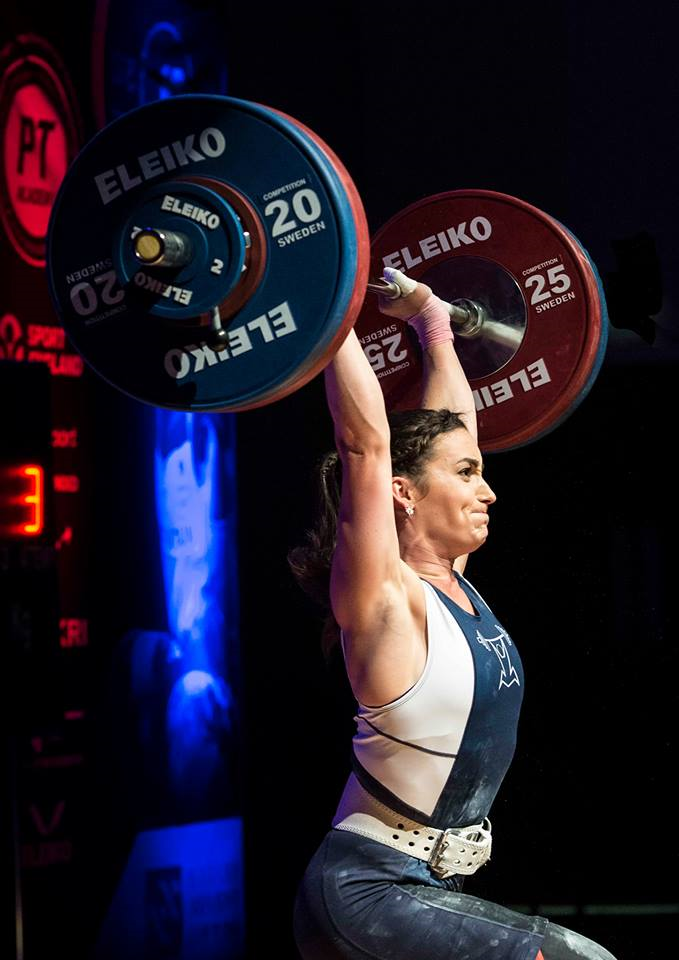 IWF World Championships Review - Sarah Davies leads the way with best result for 15 years