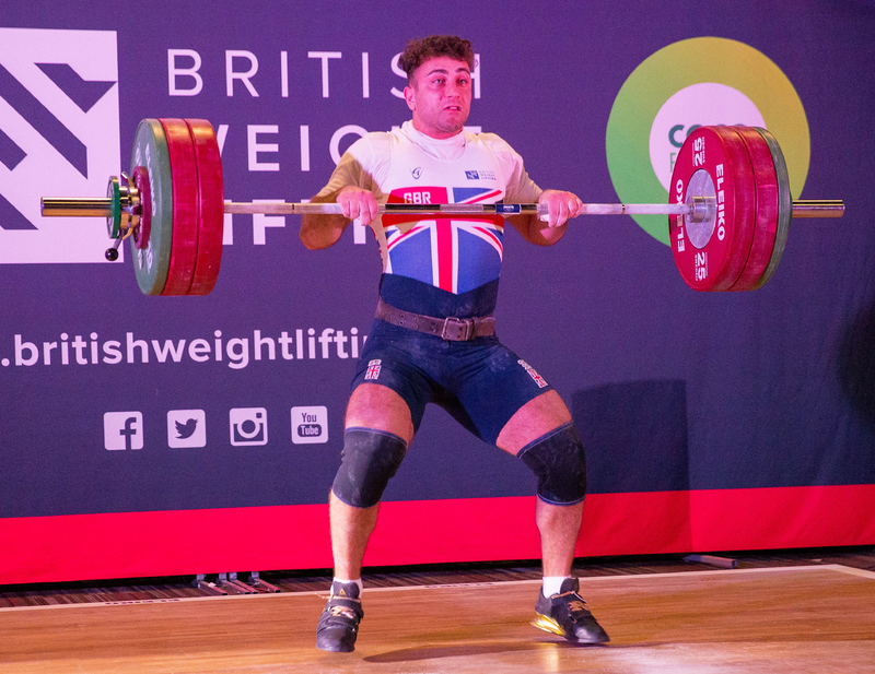 IWF World Weightlifting Championships Team Announced