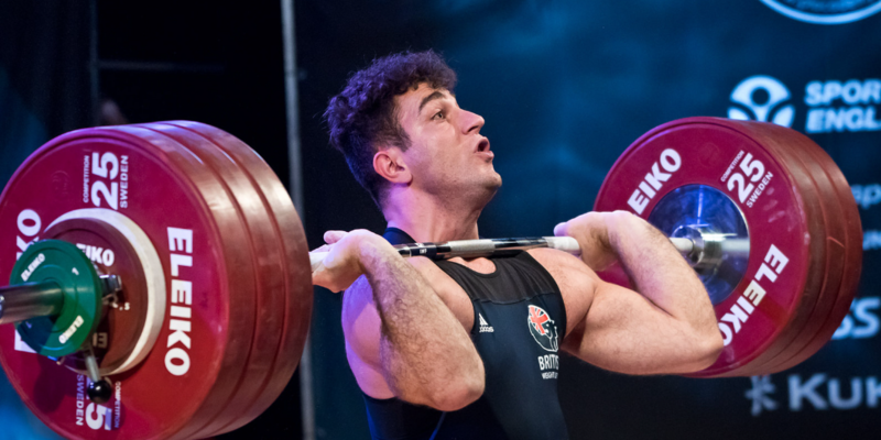 IWF World Championships Team Announced