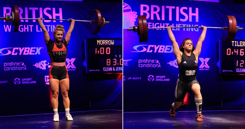 Rebekah Tiler wins silver at 2017 IWF Junior World Championships