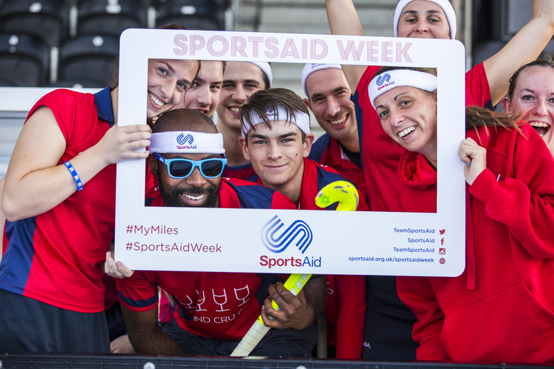 Request Your SportsAid Week 2018 Fundraising Pack Today – Just One Month To Go!