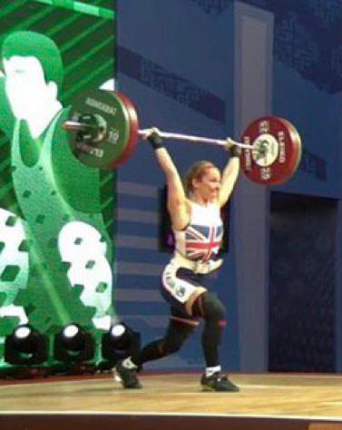 Team GB Enjoy Early Success In The World Weightlifting Championships