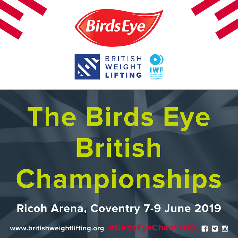 The Birds Eye British Championships Start List