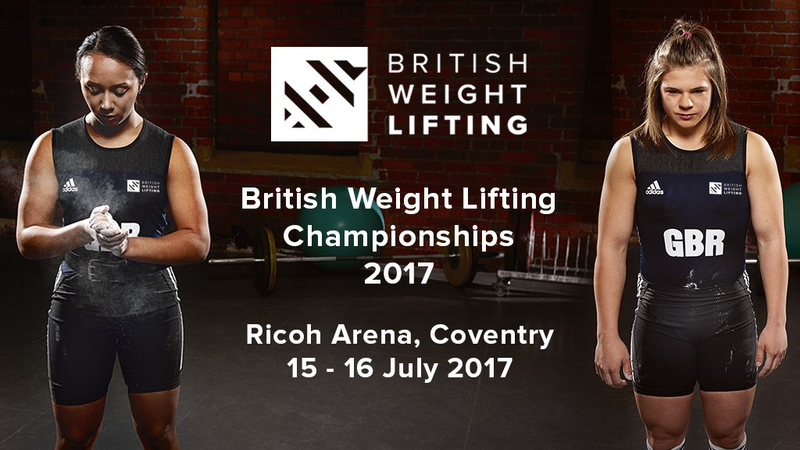 The British Championships 2017 Results