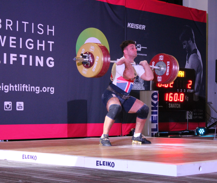 The British Weight Lifting and Para Powerlifting Championships 2018 Results