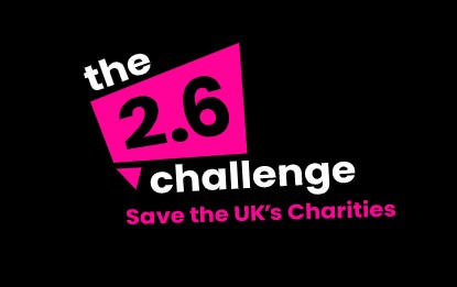The UK's charities need your help