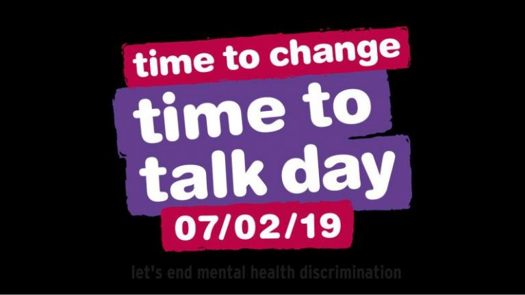 Time To Talk Day 2019